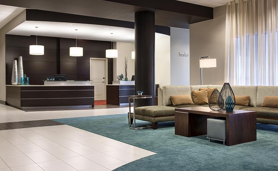 Masterbuilt Hotels Marriott Residence Inn Calgary