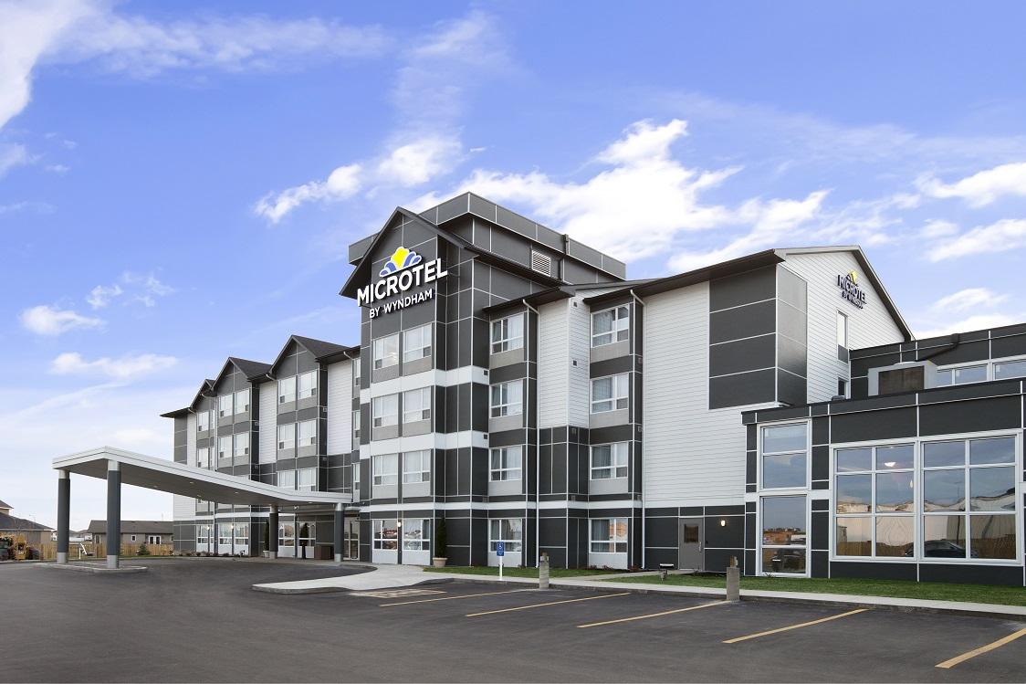 Masterbuilt Hotels Microtel Inn Amp Suites Estevan