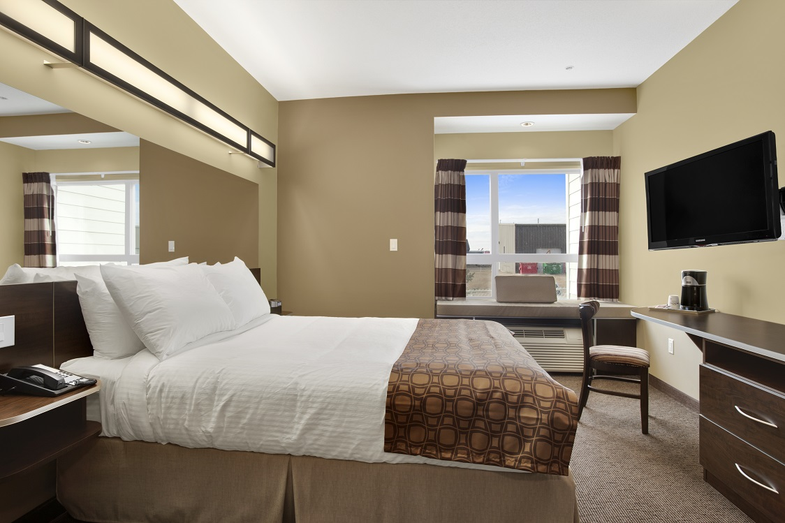 Are Microtel Rooms Small