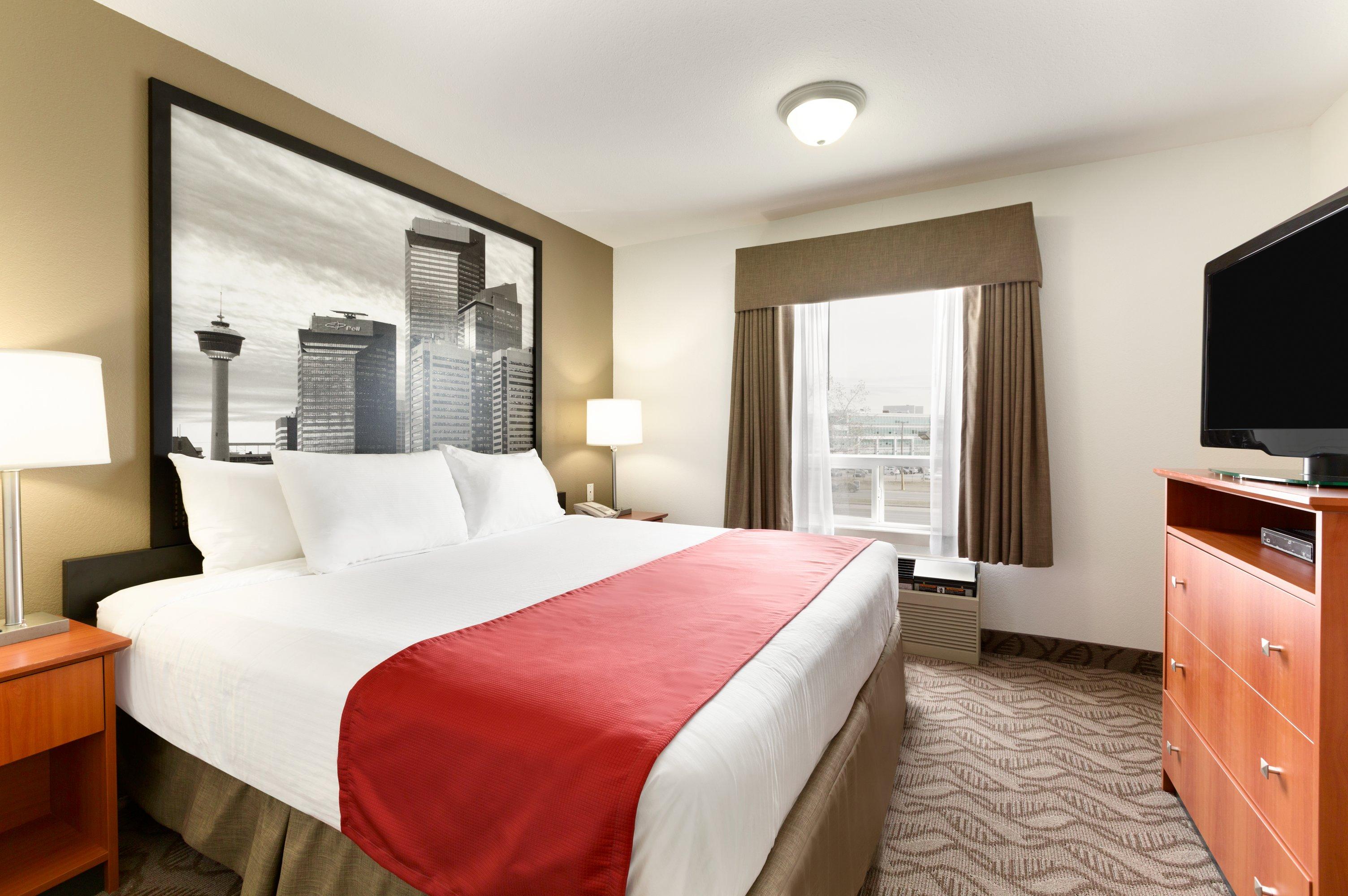 Masterbuilt Hotels Super 8 Calgary Shawnessy Area